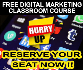 FREE DIGITAL MARKETING COURSE AT PATNA